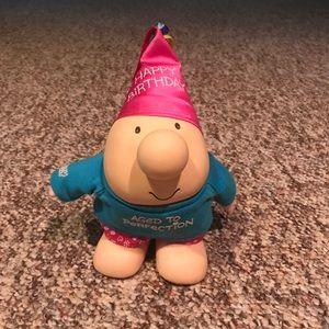 Happy Birthday Gnome Ziggy